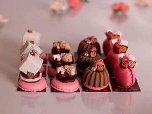 פטיפורים יוקרתיים של מירל שוקולד וקונדטוריית בוטיק MIREL