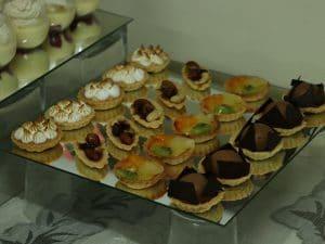 טארטלטים tartelettes של מירל שוקולד MIREL