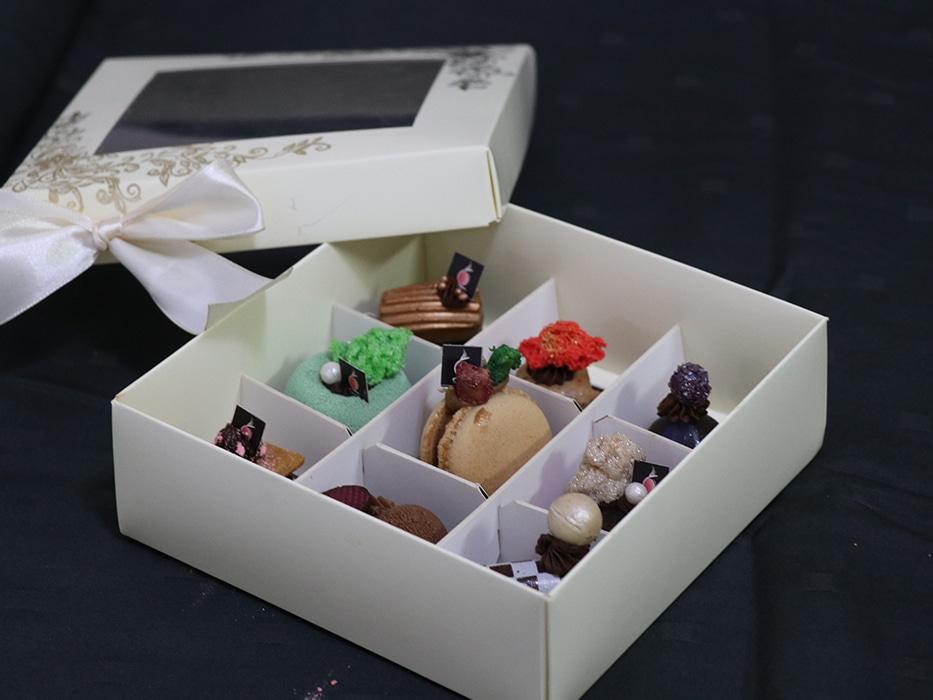 מארזי מתנה יוקרתיים של MIREL מירל תכשיטי שוקולד וקונדטוריית בוטיק