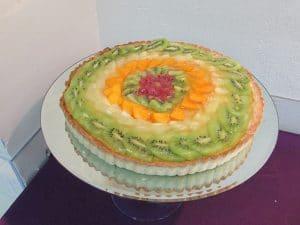 fruits-tarte פאי פירות של מירל שוקולד MIREL
