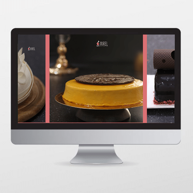 mirel-chocolate-שוקלד וקונדיטוריית בוטיק - קורסים דיגיטליים, קורס עוגות ויטרינה