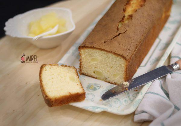 טורט אננס- עוגה נוסטלגית