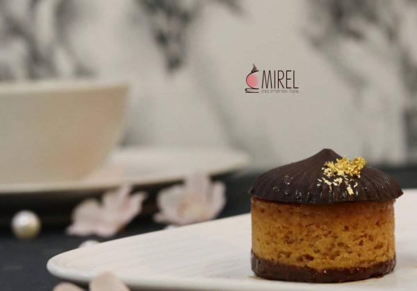עוגת דבש בהגשה קצת שונה -מתכון לראש השנה
